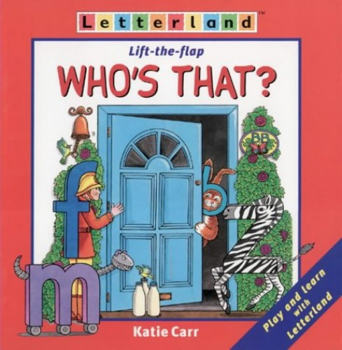 Who's That? By Katie Carr