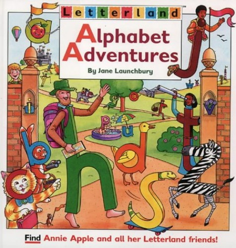 Letterland Alphabet Adventures By Jane Launchberry