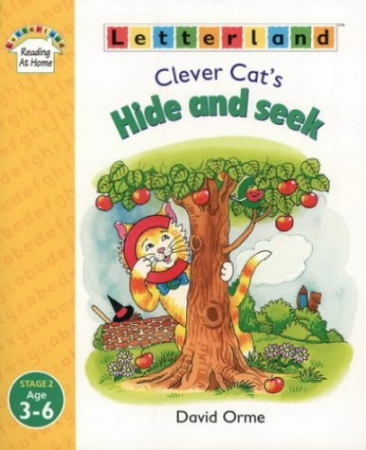 Clever Cat's Hide and Seek By David Orme