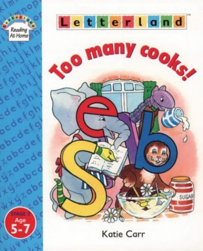 Too Many Cooks By Katie Carr