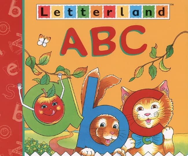 Letterland ABC By Richard Carlisle