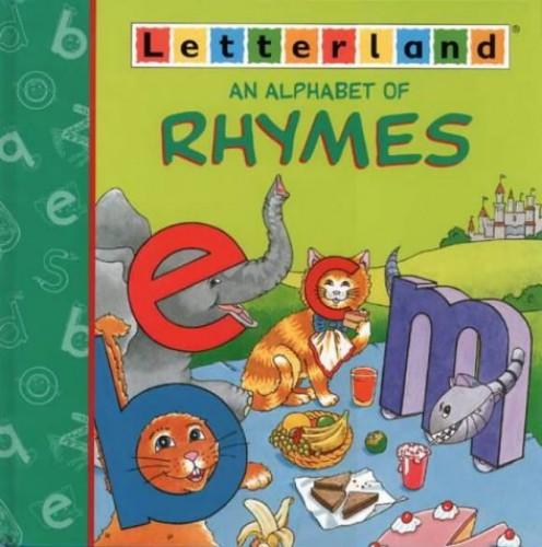 An Alphabet of Rhymes (Letterland) by Richard Carlisle