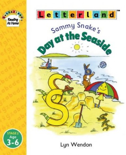 Sammy Snake's Day at the Seaside By Lyn Wendon
