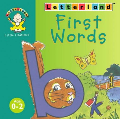 First Words (Letterland Little Learners) By Lyn Wendon