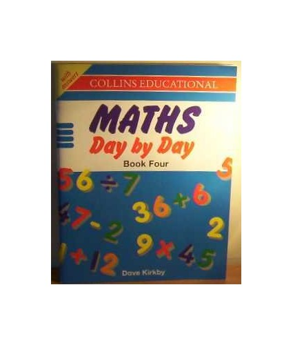 Maths Day by Day By Dave Kirkby