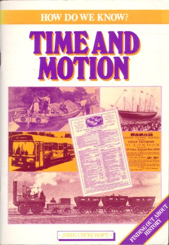 Time and Motion By John Cockcroft