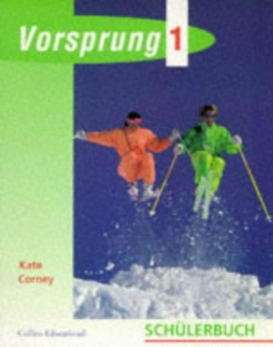 Vorsprung By Kate Corney