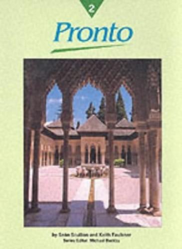 Pronto - Student Book 2: Level 2 By Sean Scullion