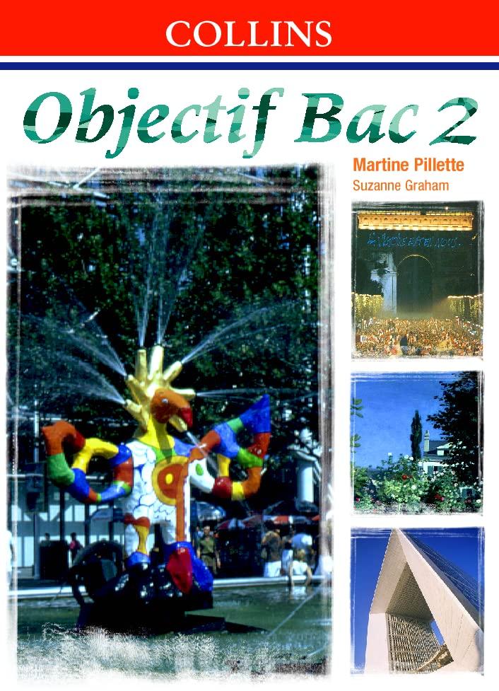 Objectif Bac By Martine Pillette