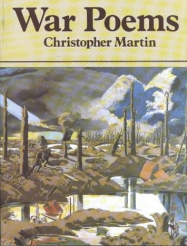 War Poems By Christopher Martin