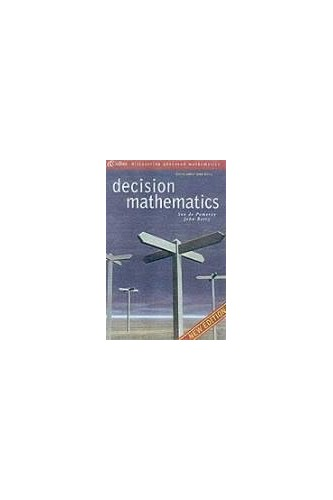 Decision Mathematics By Sue De Pomerai