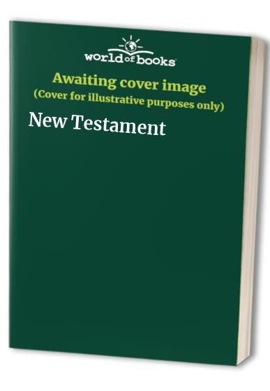 New Testament By Translated by J. B. Phillips