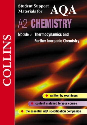 AQA Chemistry By Colin Chambers