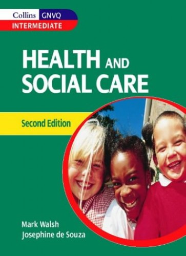 Collins Health And Social Care For Intermediate Gnvq By
