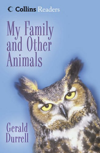 My Family and Other Animals (Cascades) By Gerald Durrell