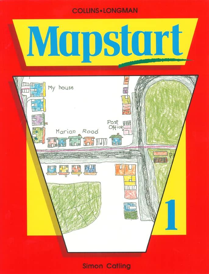 Mapstart 1 (Collins Mapstart): No 1 By Simon Catling