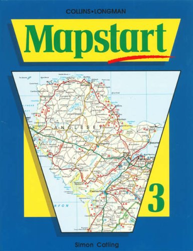 Mapstart 3 (Collins Mapstart) By Simon Catling