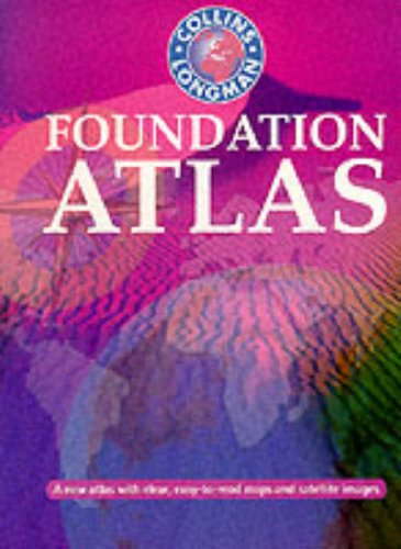 Foundation Atlas by Unknown Author