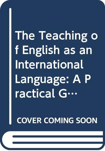 The Teaching of English as an International Language By G. Abbott