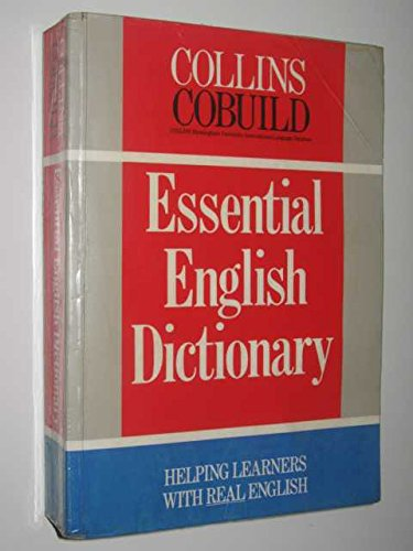Collins COBUILD Essential English Dictionary By Edited by John Sinclair