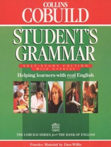 Collins COBUILD Student's Grammar By Dave Willis