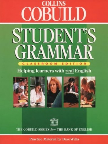 Collins COBUILD Student's Grammar By Dave Willis