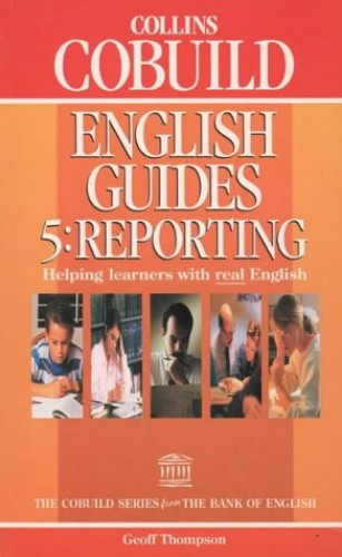 Collins COBUILD English Guides By Geoff Thompson