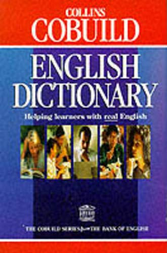 Collins COBUILD English Dictionary By Uk Staff Collins