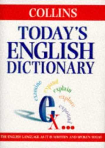 Todays English Dictionary