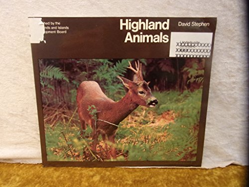 Highland Animals By David Stephen