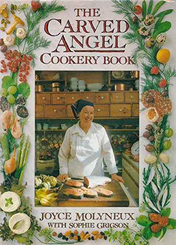 Carved Angel Cookery Book By Joyce Molyneux