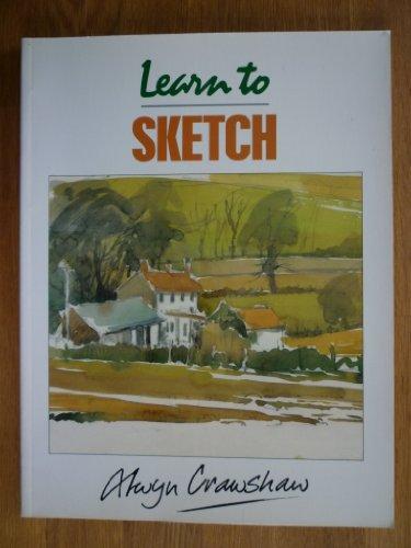 Learn to Sketch By Alwyn Crawshaw