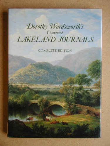 Illustrated Lakeland By Dorothy Wordsworth