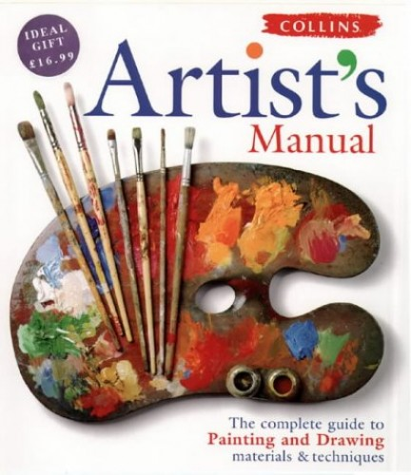 Collins Artist's Manual by Angela Gair