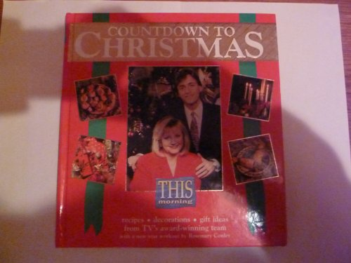 """""""This Morning's"""" Countdown to Christmas By Richard Madeley"""