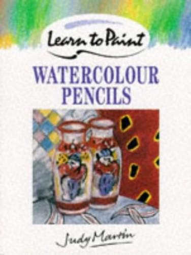 Watercolour Pencils by Judy Martin