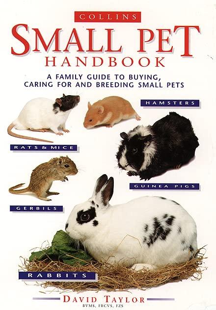 The Small Pet Handbook By David Taylor