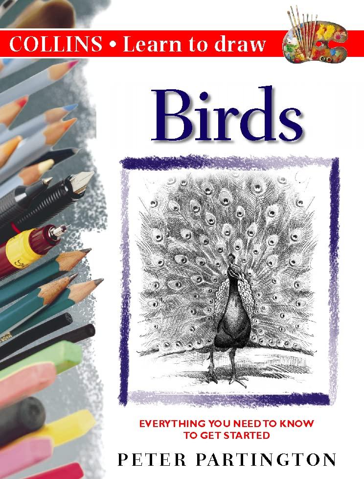 Birds By Peter Partington