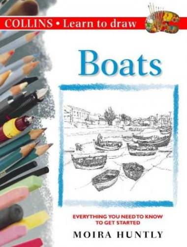 Boats By Moira Huntly