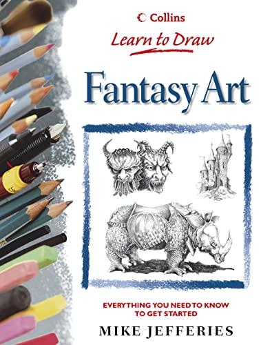 Fantasy Art By Mike Jefferies