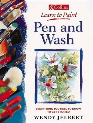 Pen and Wash By Wendy Jelbert
