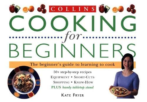 Collins Cooking For Beginners By Kate Fryer