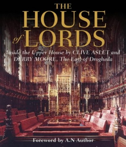 Inside The House of Lords By Derry Moore