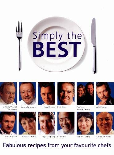 Simply the Best By By (author)