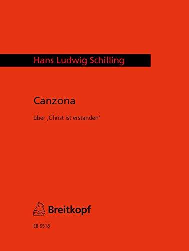 Canzona Christ Ist Erstanden Trompette By Hans Ludwig Schillin