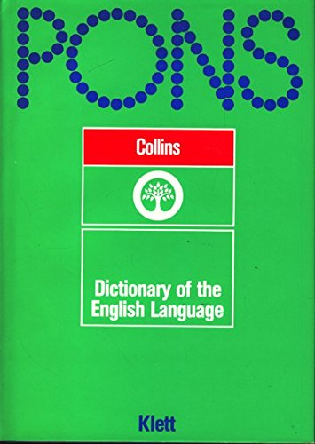Collins English Dictionary By Unnamed