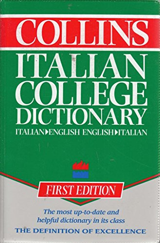 Collins Italian College Dictionary