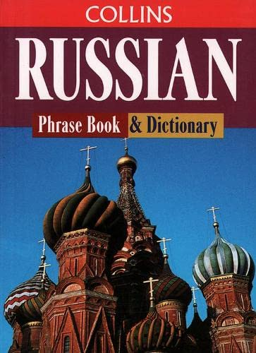 Russian Phrase Book and Dictionary By Edited by C. Smart