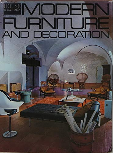 'House & Garden' modern furniture and decoration By Harling Robert editor
