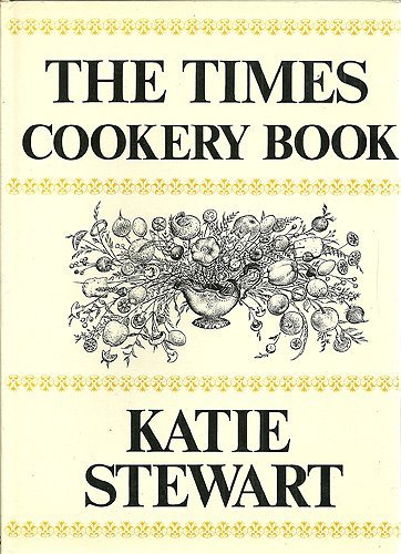 """""""Times"""" Cookery Book By Katie Stewart"""